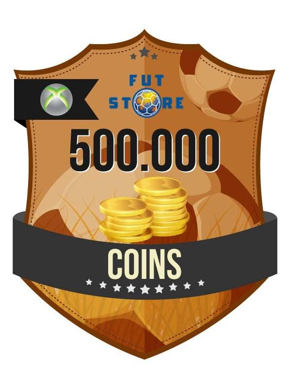 500.000 FIFA 19 Coins XBOX 360