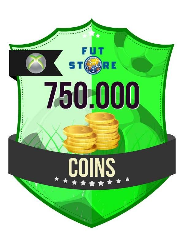 750.000 FIFA 19 Coins XBOX 360