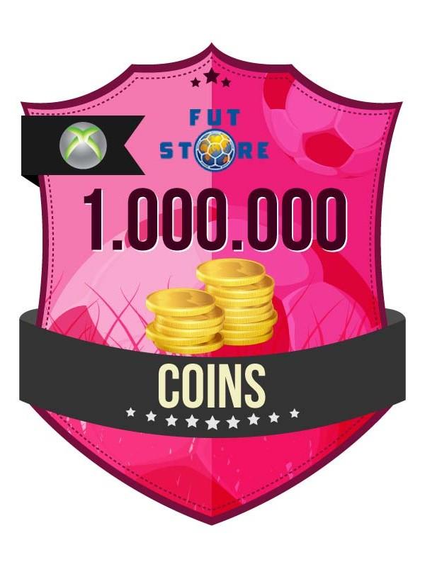 1.000.000 FIFA 19 Coins XBOX 360