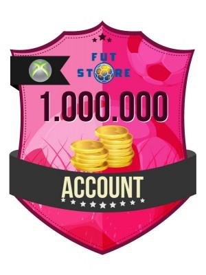 1.000.000 FUT 15 Coins XBOX 360 (ACCOUNT)