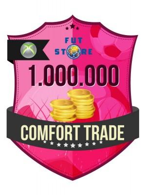 1.000.000 - 4M FUT 17 Coins XBOX 360 - FIFA17 (ACCOUNT BIJVULLEN)