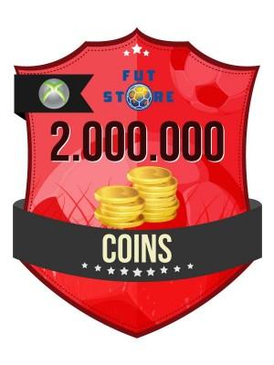 2.000.000 FUT Coins XBOX 360 - FIFA14