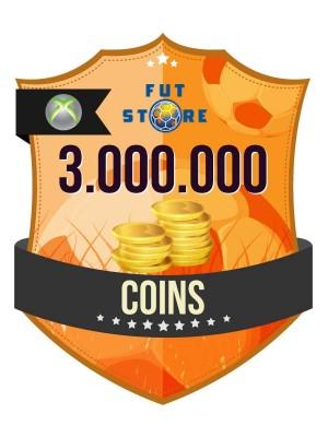 3.000.000 FUT 15 Coins XBOX 360 (ACCOUNT)